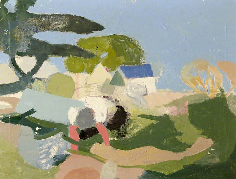 Boehm, Francesca; The Gardener